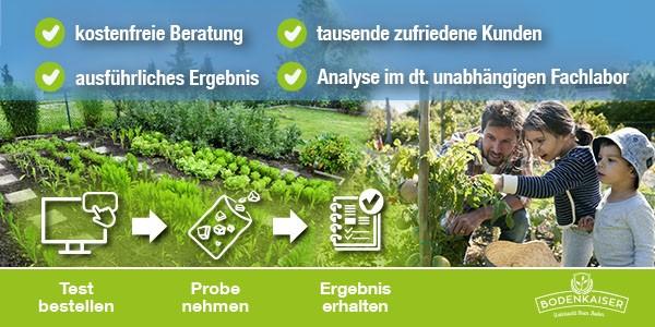 Boden Untersuchen Lassen Bodentest Garten Bodenanalyse Zentrum