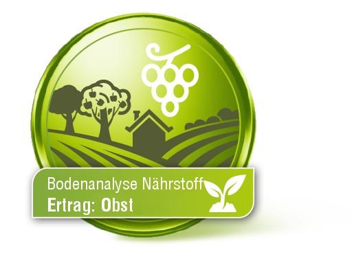 Obst-Bodenanalyse Ertrag