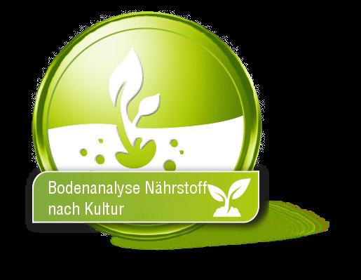 Bodenanalyse Nährstoff nach Kultur