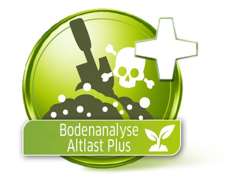 Altlast Analyse Schwermetalle Plus