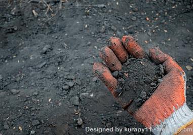 Demonstration einer Probenahme Boden und Bodenluft.