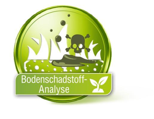 Bodenanalyse auf Schadstoffe