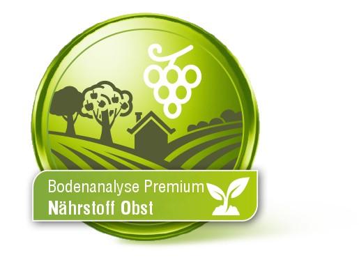 Obst-Bodenanalyse Nährstoff Premium