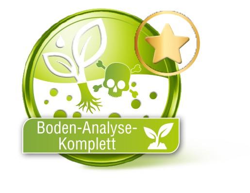 Bodenanalyse Maxi Komplett