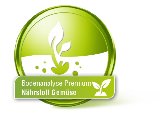 Gemüse-Bodentest Nährstoff Premium
